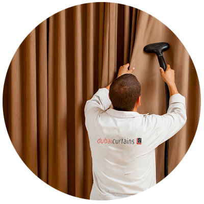 Expert Curtains Craftmanship in Dubai
